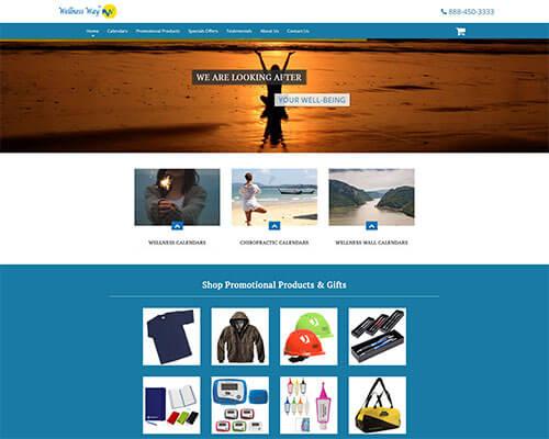 Wellness Way's Website