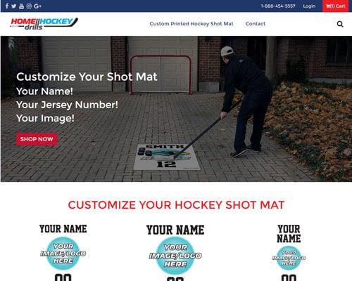 Home Hockey Drills's Website