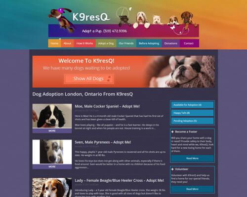 K9resQ's Website