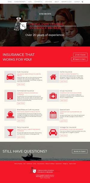 Crosslands Insurance