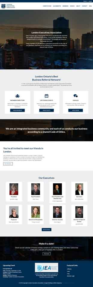 London Executives Association