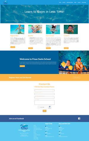 Finan Swim School