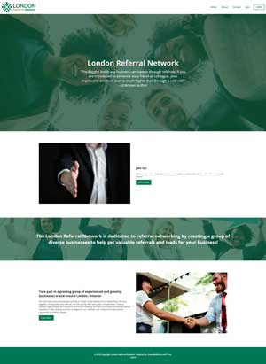 London Referral Network