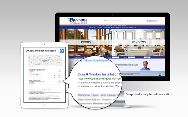 banmanwindows.com SEO